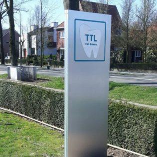 TTL van boven